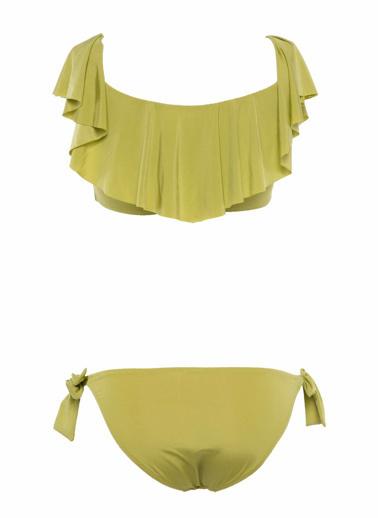 DeFacto Bikini Yeşil